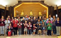 2013 Kids' Meditation Class Gallery