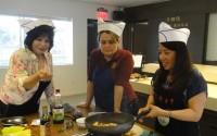 4/2014 Vegetarian Cooking Class
