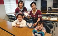 2014 Chinese Kids' Class